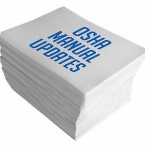 OSHA manual updates