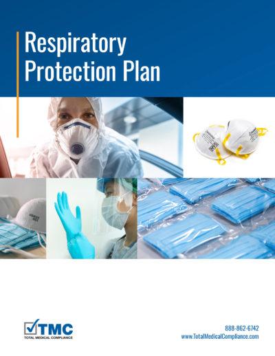 Written Respiratory Protection Plan cover