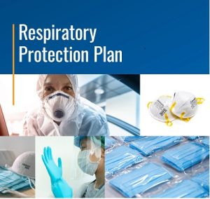 Written Respiratory Protection Plan for store